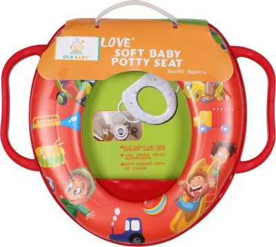 Ole Baby Kids Picnic Party With Musical Instruments , Padded, Soft, and Durable,Full Cushion Assorted Potty Seat