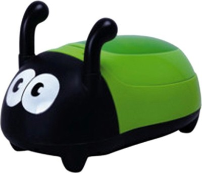 Delia Insect Shaped Potty Trainer~Green Potty Box