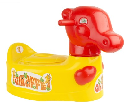 Ayaan Toys Giraffe Poty Seat Potty Box