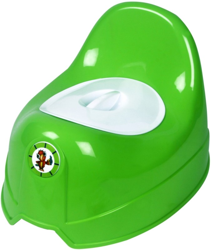 Sunbaby Potty Trainer Potty Seat(Green)