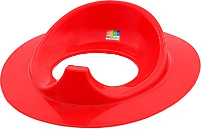 DealBindaas Potty Chair For Kids Red Potty Seat