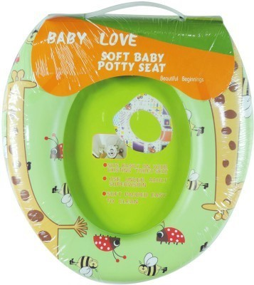 Babyofjoy Baby Soft Giraffe Baby Prints Potty Seat