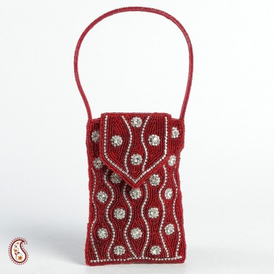 Aapno Rajasthan Sparkling Cover Mobile Pouch