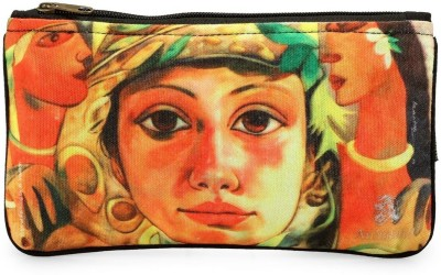 An Yahh!! Art Painting Pouch