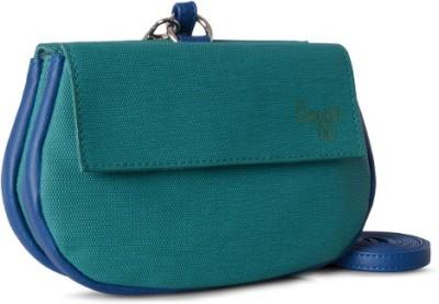 Baggit Lmp Elena Charles Blue (Blue) M Mobile Pouch
