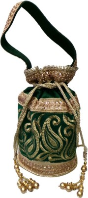 Bhamini Royal Hand Held Batwa Potli