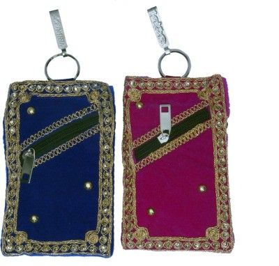 Craft Trade Craft Trade Gota Work Mobile pouch (A) Mobile Pouch