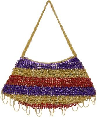 Galz4ever Multi Color drop Hand Bag Wristlet