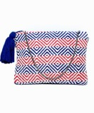 Diwaah Handcrafted Pouch (Multicolor)