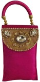 Laviva Laviva Pink Colored Pouch Pouch (...