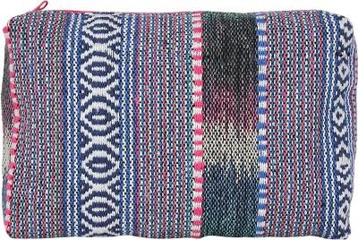 Garam Masala Striped Pouch
