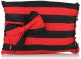 Use Me Heart N Spade Pouch (Red, Black)