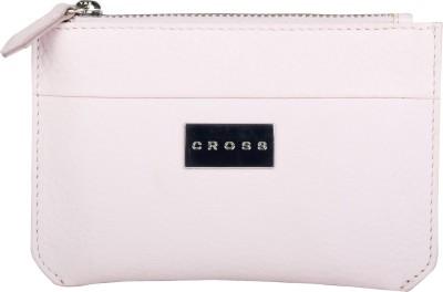 Cross Women Key Pouch - Spanish Summer - AC528094-2 -Rose Pink Pouch