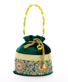 LadyBugBag Ethnic Designer Potli
