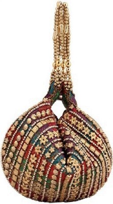HanumantCreations Stylish Potli (Multi Color) Potli