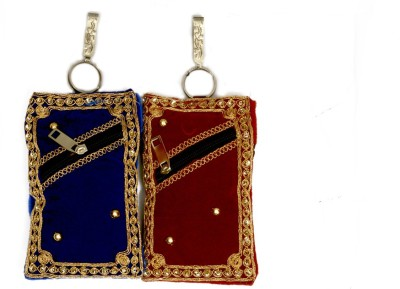 Craft Trade Craft Trade Gota Work Mobile pouch (B) Mobile Pouch