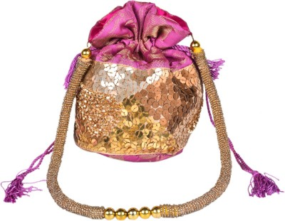 Himalaya Handicraft potli bag Pouch