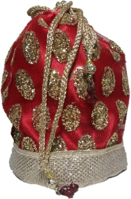Marwari Redshine-01 Potli