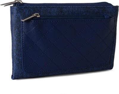 Baggit Lmp Peggy Frosty Indigo (Blue) L Mobile Pouch