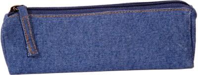 Kohl Pencil Pouch Allure Blue Wristlet(Blue)