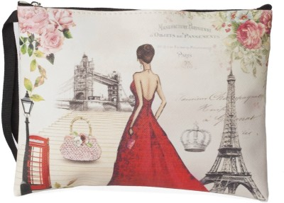 Stylehoops Printed European Era Pouch