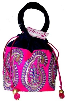 Ethnics Rani-Carry Design Pouch