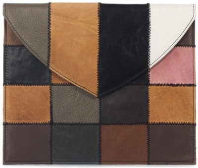 Swechha Patch Leather Mobile Pouch