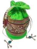 Angelfish Designer Pouch (Green)