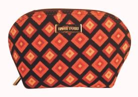 Haute Potli AW15-CPGeometricKalamkariPrint Pouch