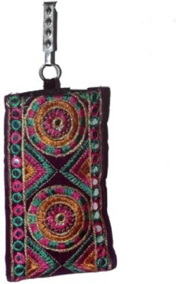 HanumantCreations Mobile Pouch (Multi Color) Mobile Pouch(Multi Color)