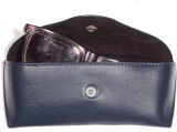 Rosmok genuine leather sunglasses case P...