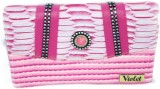 Violet TRADITIONAL Pouch (Pink)