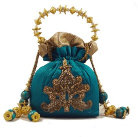 "Conceptree Women'S Designer Bags By ""Studio Savvy"" Potli"