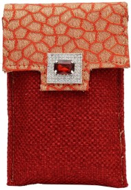 Bagaholics SAREEMOBILE Mobile Pouch(Red)