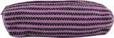 Merci Coin Passcase Pouch (Purple)