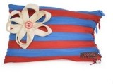 Use Me Flower Pouch (Blue, Red, White)