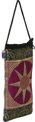 Korni Mobile Pouch Mobile Pouch(Maroon)