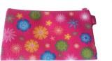 Viva Fashions Flower Print Pouch (Multic...