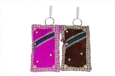 Craft Trade Craft Trade Gota Work Mobile pouch (C) Mobile Pouch