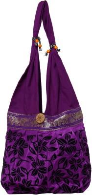 Galz4ever Fabric Canvas Hand Bag Wristlet