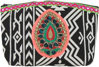 Garam Masala Ethnic Charm Pouch
