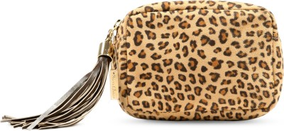 Miss Chase Ferocious Felines Printed Pouch