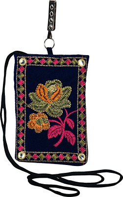 Magnus Embroidered Pouch