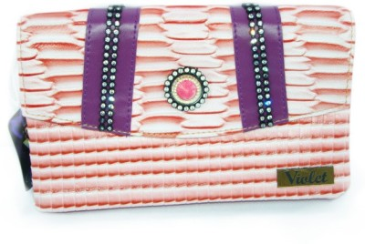 VIOLET TRADITIONAL Pouch