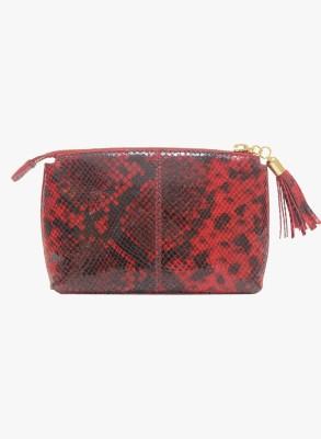 La Roma 1279-RD Cosmetic Bag