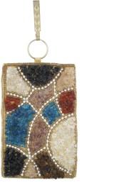 Vama Fashions Beautiful Stone Designed Mobile Pouch(Multicolor)