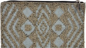 Diwaah Diwaah!! Embroiderd zip top pouch Pouch