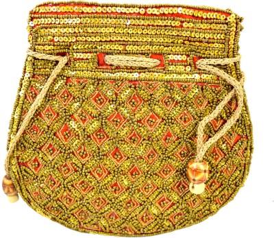 Mpkart Traditional Bhopali Batua Potli