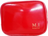 MI Beautiful Make Up Pouch (Red)
