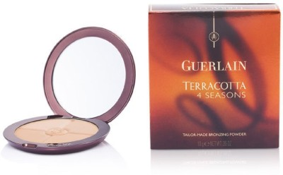 Guerlain Terracotta 4 Seasons Tailor Made Bronzing Powder(Multicolor)